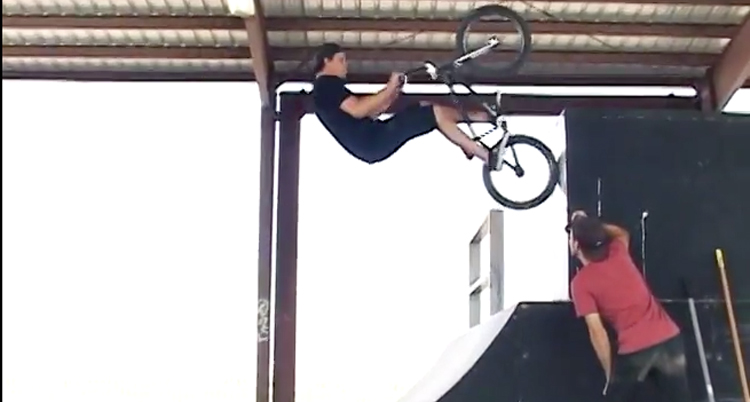 I Got Work Sacaton Skatepark BMX Video