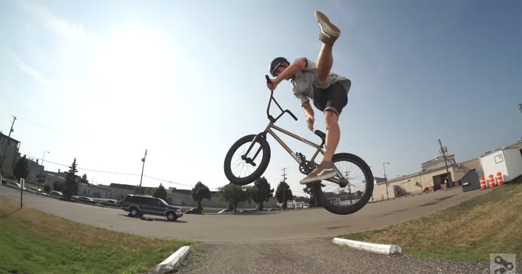 Madera BMX In Minnesota BMX video