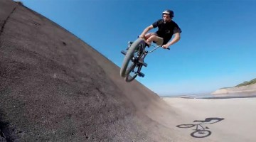 Murray Loubser Darren Oatley BMX video South Africa