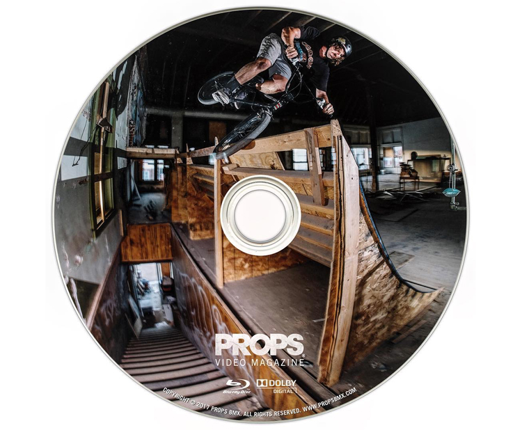 Props BMX Issue 79