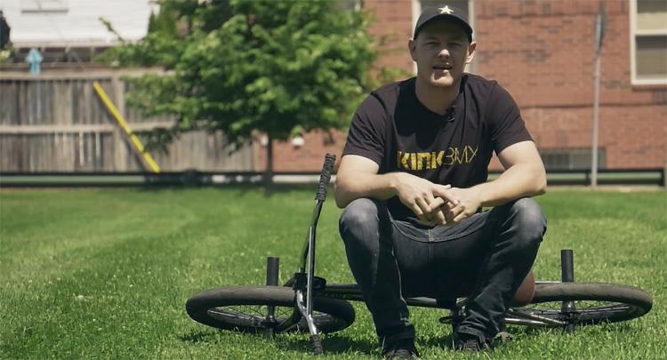 Kink BMX- Sean Sexton Video Bike Check