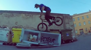 Simone Barraco Fall 2017 Instagram Compilation BMX video