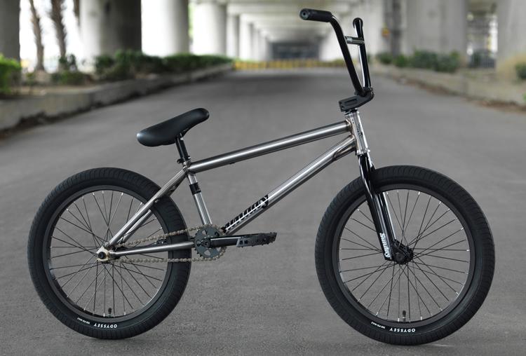 Sunday Bikes 2018 Chris Childs Signature Complete BMX Bike
