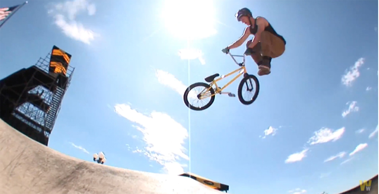 Woodward East – Power Hour with the Tailwhip Squad