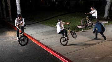 Red Bull Anthony Perrin Philadelphia BMX video