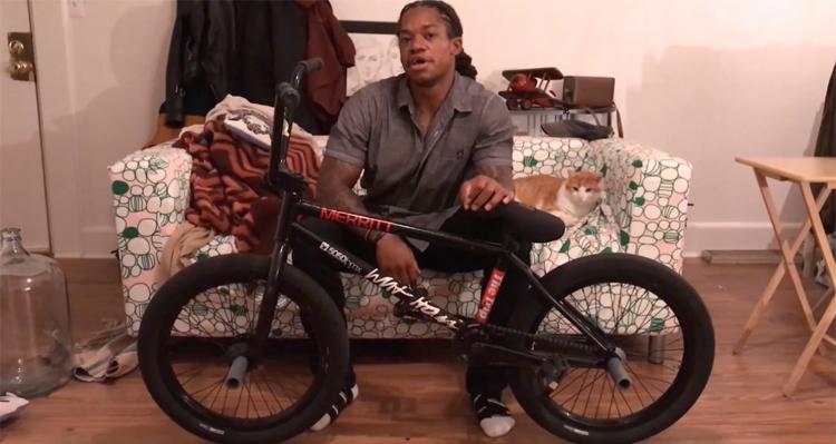 Brad Simms Video Bike Check