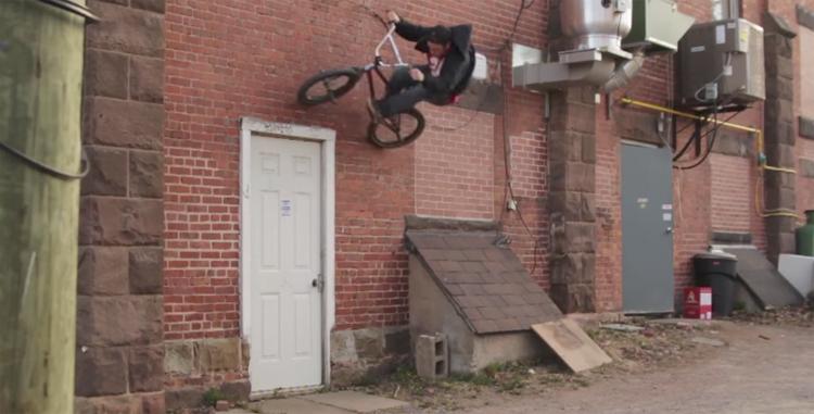 Business BMX II DVD Corey Fraser Video