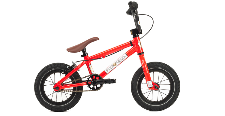 Fit Bike Co. 2018 Misfit Complete BMX Bike