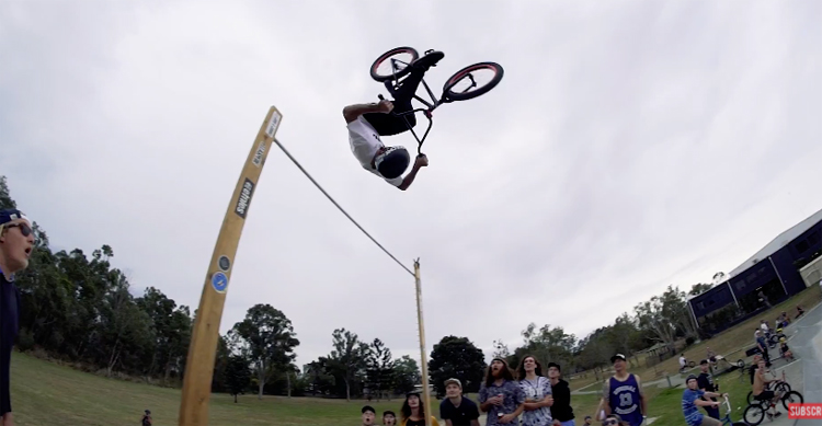 Colony BMX – Gnarcherfield Jam 2017
