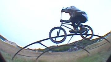 Reed Stark Safari Shit Promo BMX video