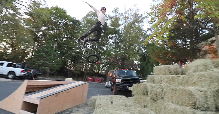 Scotty Cranmer – Launching Into 100 Bails Of Hay
