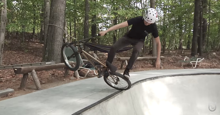S&M Bikes – Clint Reynolds Credence Video Bike Check