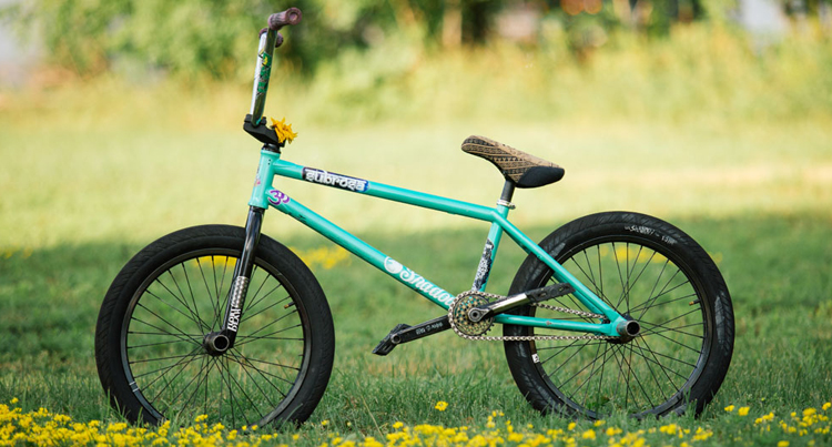 Subrosa – Joris Coulomb Fall 2017 Bike Check