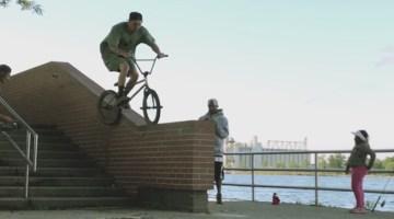 Trent Lutzke 2017 Daily Grind BMX video