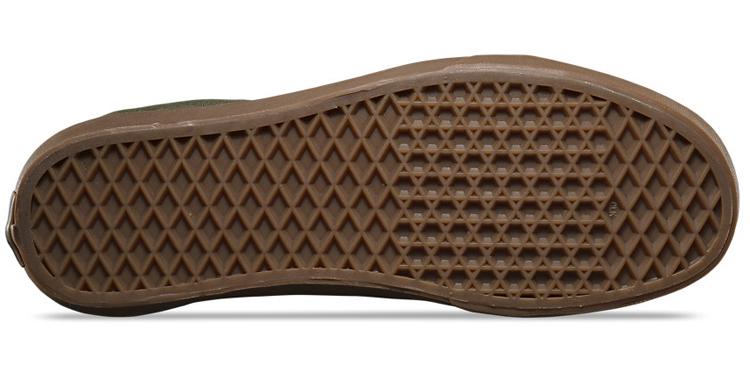 Vans Suede Canvas Old Skool Shoe