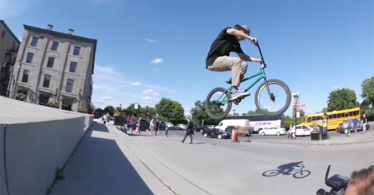 Eclat BMX – Lost Bruno Hoffmann Predator Tire Promo