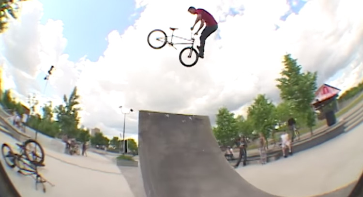 Kink BMX Saturday Selects Canada