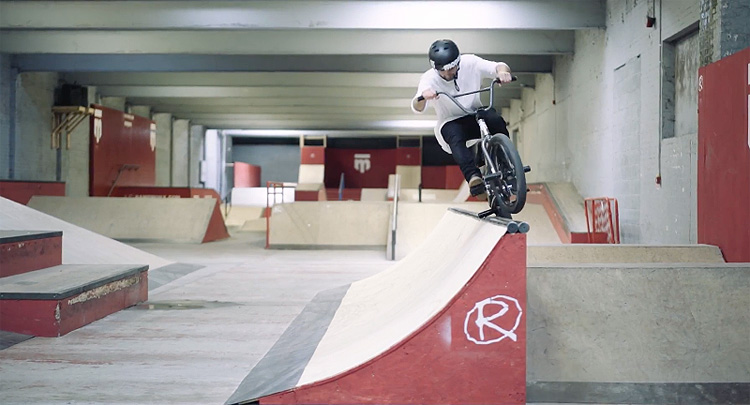 Mongoose – Paul Ryan and the Rampworx Rebuild