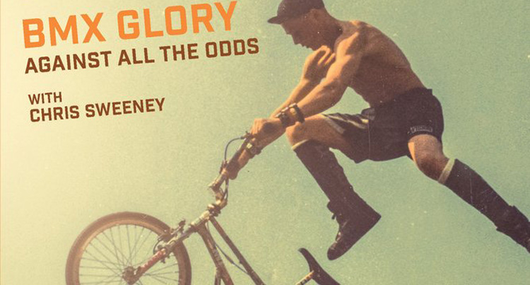 "John Buultjens ""Ride: BMX Glory, Against All the Odds"" Book Out Now"