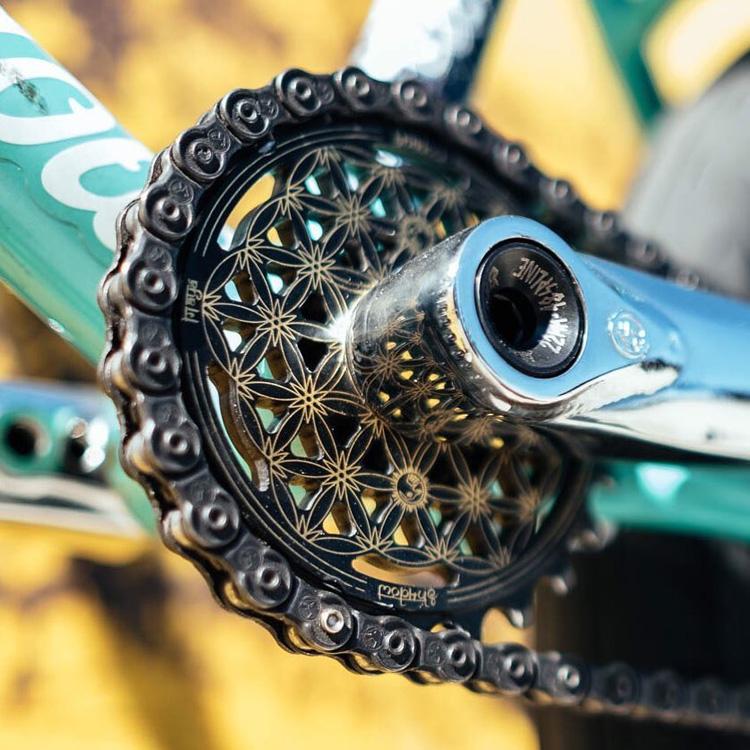 The Shadow Conspiracy Maya BMX Sprocket Joris Coulomb