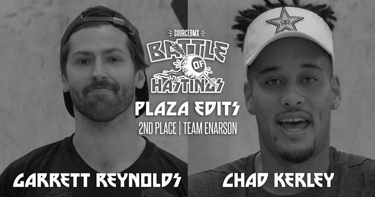 Source BMX – Battle of Hastings Plaza Edits: Team Enarson