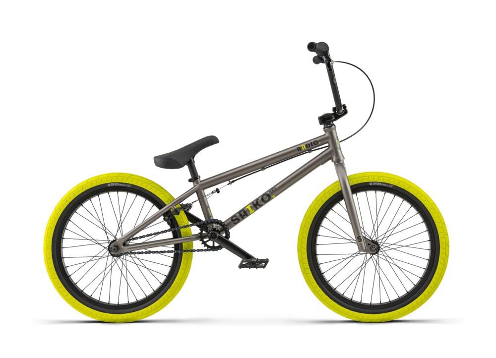 Radio Bikes 2018 Saiko 20  Complete BMX Bike