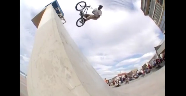 Bloodline 3 BMX Video