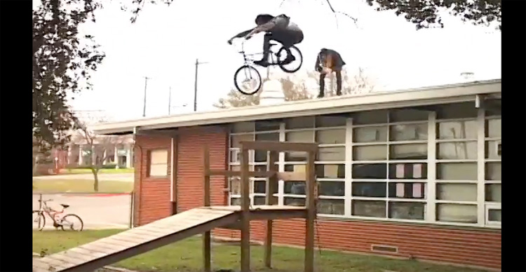 Bone Deth BMX Sean Burns Instragram Mash Up BMX Video