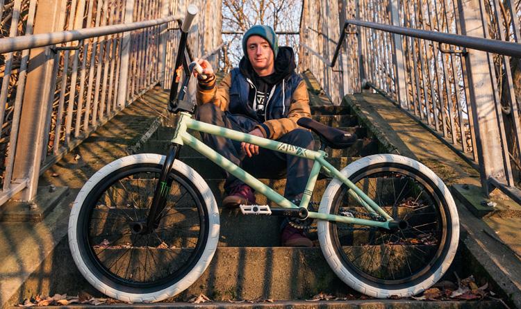 BSD BMX Alex Donnachie Bike Check