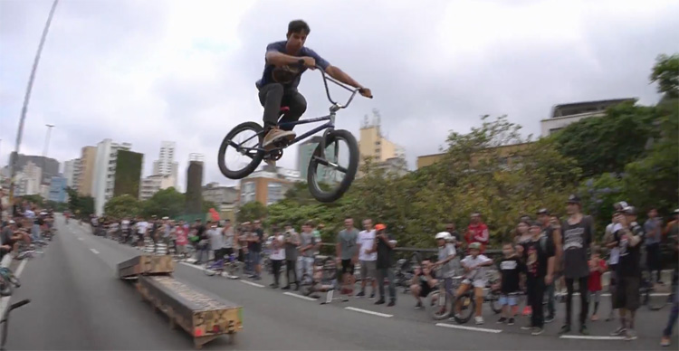 EAL - Drac BMX Memorial Jam Highlights