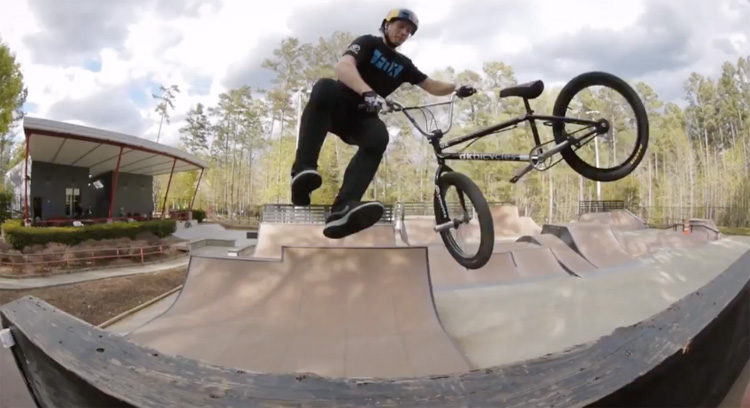 Maxxis - Drew Bezanson Welcome Video