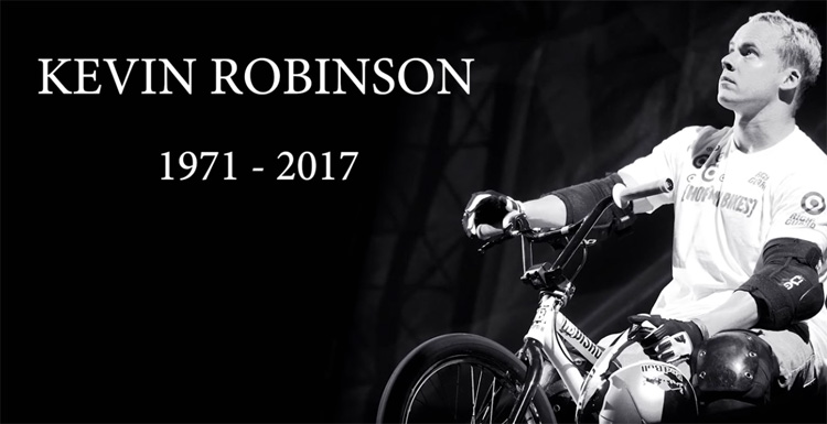 Kevin Robinson Tribute Video