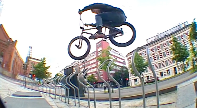 Komet Oslo Norway BMX Video