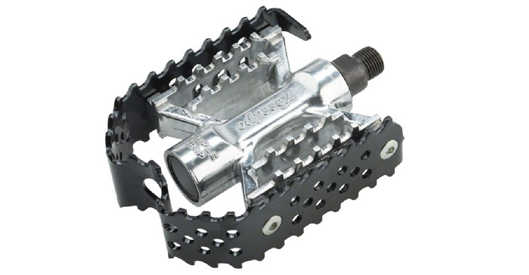The Return of the Odyssey Trail Mix and Triple Trap Pedals