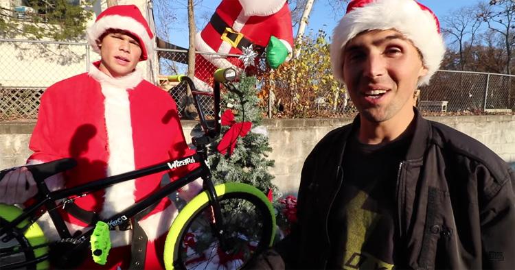 Scotty Cranmer Is Giving Away 3 Custom BMX Bikes