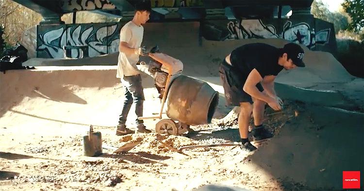 Building A DIY Skatepark