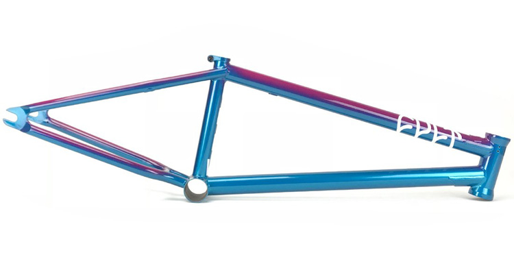 Cult BMX Alex Kennedy AK Crew Frame Prism BMX color