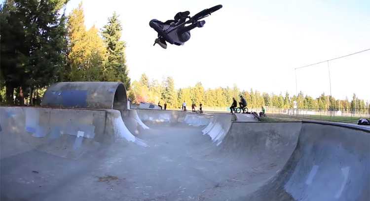 Cult – Corey Walsh Welcome to the Pro Team Video