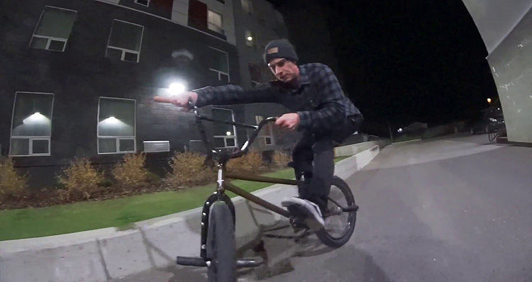 Macneil BMX Braden Beck Welcome To The Pro Team Video