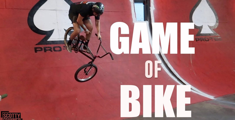 Scotty Cranmer - Ray's MTB Game of BIKE