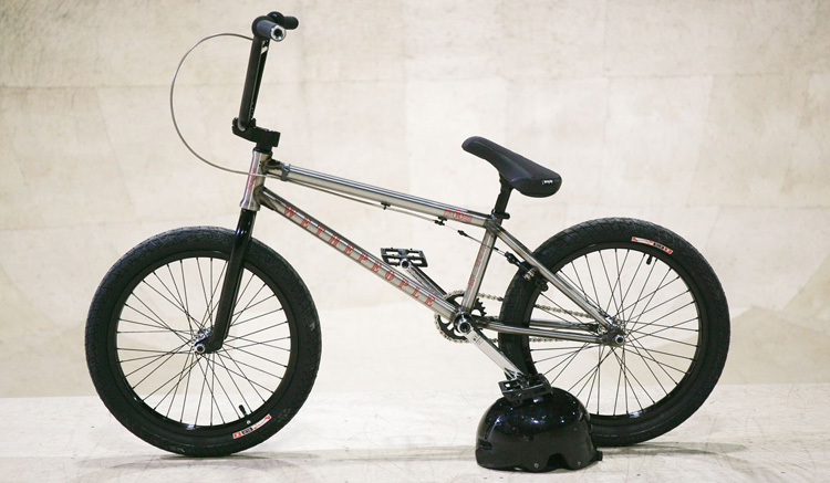Wethepeople BMX Revolver Build QBP