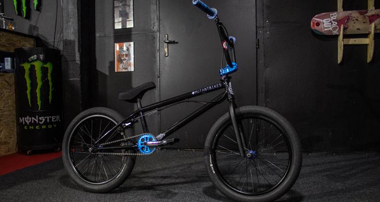 Erik Figar BMX Bike Check Video