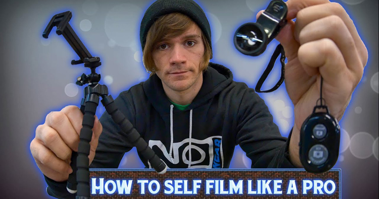 How To Self-Film A BMX Video