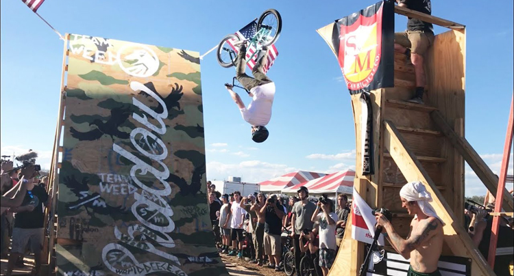 Scotty Cranmer Florideah Swampfest The Greatest Bmx