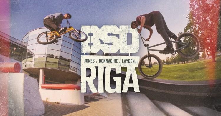 BSD In Riga, Latvia