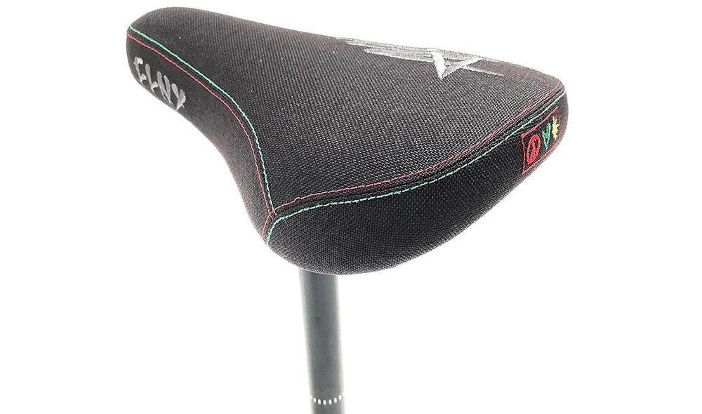 Colony BMX Alex Hiam AH BMX Seat Post Combo