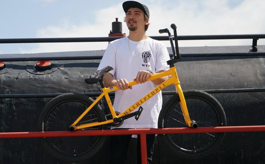 Ahmet Samet Erdem BMX Bike Check Wethepeople BMX