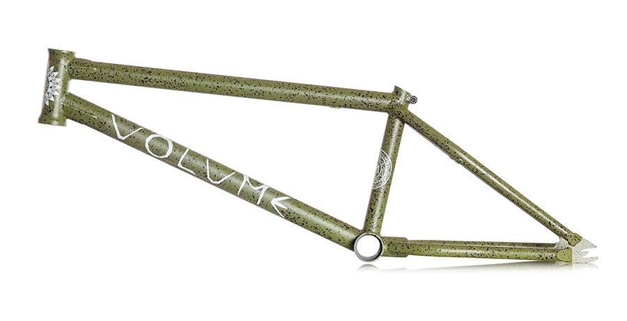 Volume Bikes Boyd Hilder Venture BMX Frame