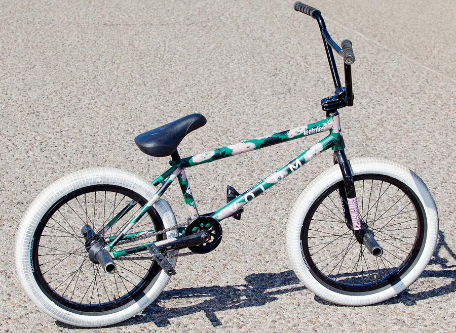 Volume Bikes Josh Clemens Bike Check