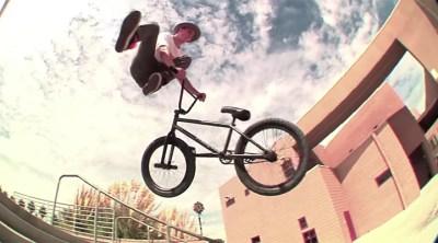 Common Crew Monster Mash Alec Siemon BMX video